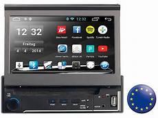 autoradio android 1din avec gps europe et bluetooth dsr
