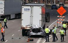 accident on highway 40 st louis today two dead after car crashes into back of stopped truck on interstate 44 south of downtown metro