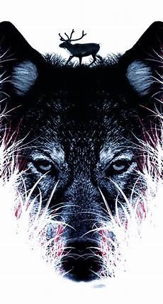 Abstract Wolf Phone Wallpaper wolf iphone wallpaper wallpapersafari