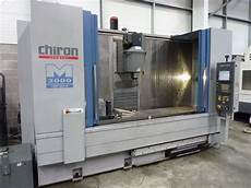 Chiron Center by Chiron Mill 2000 4 Axis Vertical Machining Centre