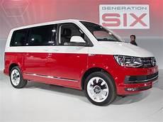 Vw T6 2015 Der Neue Volkswagen Bulli Vorstellung