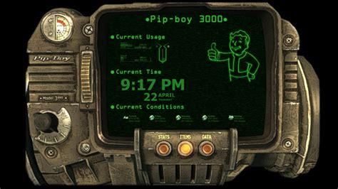 Fallout Pip Boy Background