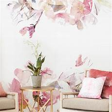 small flower wallpaper for wall floral wallpaper neutral flowers self adhesive fabric