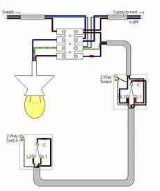 light wiring diagram electrics two way lighting