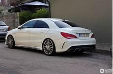 Mercedes 45 Amg C117 1 November 2016 Autogespot