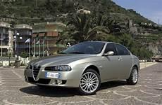 The Alfa Romeo 156 1 9 Jtd And 156 2 4 Jtd Join The Model
