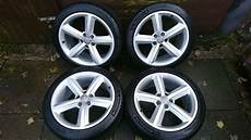 audi a5 s line alloy wheels 18 matching michelin pilot