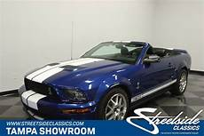 2007 ford mustang 87874 2007 ford mustang shelby gt500 for sale 79408 mcg