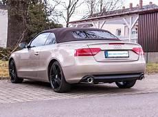 Sportauspuffe Sportauspuffanlagen F 252 R Audi A5 B8 Typ 8t