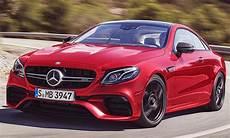 Mercedes Amg E 63 Coup 233 2017 Erste Informationen