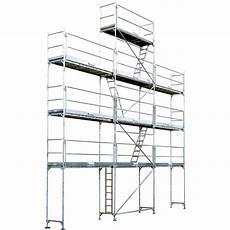 prix echafaudage au m2 location echafaudage de fa 231 ade aluminium 88 m2 avec