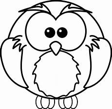 10 Mewarnai Gambar Burung Hantu