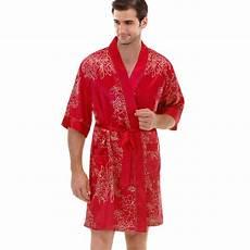 robe de chambre homme satin aliexpress buy silk bathrobe s satin robe s