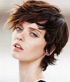 25 best short brown haircuts short hairstyles haircuts 2018 2019