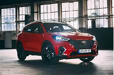 hyundai tucson n line hyundai tucson n line revealed with stiffened chassis