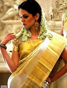 kerala saree style kerala saree image result for malayalam actress kerala saree kasavu
