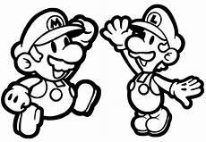 Malvorlagen Gratis Mario Mario Ausmalbilder Kostenlos Malvorlagen Mario Und
