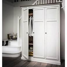 guardaroba maison du monde guardaroba bianco in mango 160 cm anticamera maison du