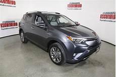 New 2018 Toyota Rav4 Hybrid Limited Sport Utility In