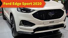 2020 ford edge sport ford edge sport 2020 redesign specs price