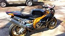 aprilia rsv 1000 2007 aprilia rsv 1000 r factory start up