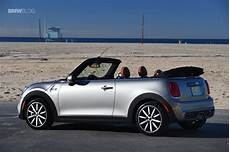 Updated Mini One Convertible Arriving In Dealerships This