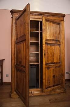 Free Stock Photo 8923 Wooden Wardrobe Or Armoire