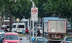 Dieselfahrverbote In Hamburg In Kraft Getreten
