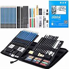 Amazon Com Qm H Set Amazon Com H B Sketching Pencils Set 48 Piece Drawing