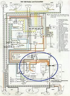 thesamba com view topic new alternator installation and wiring