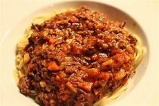 Sauce Bolognese Rezept Mit Bild Cachupina Chefkoch De