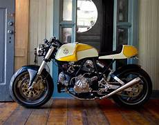 Ducati Cafe Racer Yellow walt siegl motorcycles leggero nbr 4 12 yellow ducati