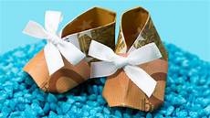 diy baby shower gift idea how to make money origami