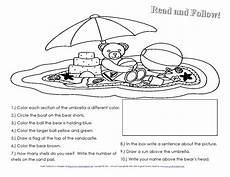 following directions worksheets grade 2 11694 following directions worksheets for grade 2 worksheets for all and worksheets