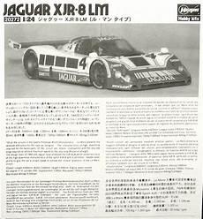 jaguar xjr 8 lm jaguar xjr 8 lm hasegawa 20272