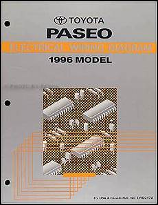 hayes car manuals 1996 toyota paseo free book repair manuals 1996 toyota paseo wiring diagram manual original