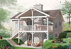 house plans with daylight walkout basement walk out daylight basement house plan drummond house
