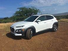 2018 hyundai kona enters insanely competitive small
