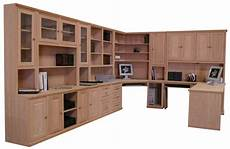 custom made home office furniture unfinished furniture custom home office liberty series