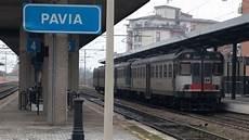 treno pavia treni in transito stazione di pavia 11 febbraio 2017