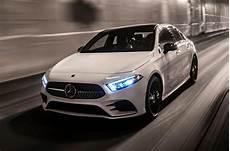 Mercedes A Class A220 4matic Saloon 2018 Review Autocar