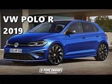 Vw Polo R - 2019 vw polo r