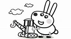 Peppa Pig Ausmalbilder Gratis Peppa Pig Coloring Pages Free On Clipartmag