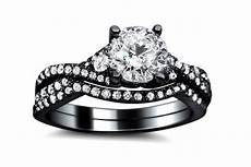 black wedding rings meaning the symbol of a strong relationship quality ring review