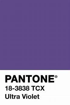 Pantone Farben Ultra Violet Als Trendfarbe F 252 R 2018