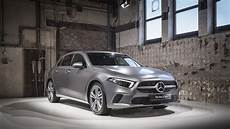 2018 Mercedes A Class Officially Unveiled In Amsterdam