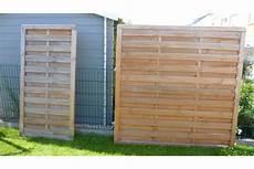 2 Holz Trennw 228 Nde 180 X180 90x180 In Karlsruhe