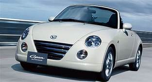 Daihatsu Copen Anniv Edition  Makes Me Think Of Tiny