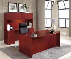 cherry home office furniture buy dmi pinot cherry executive desk l desk veneer online