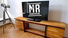 So Baust Du Dir Dieses Tv Board Im Industrial Style Selber